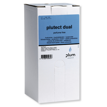 Plutect Dual skyddscreme 0,7 l